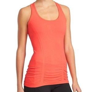 Athleta Fastest Track Ruched Racerback Tank Top XS